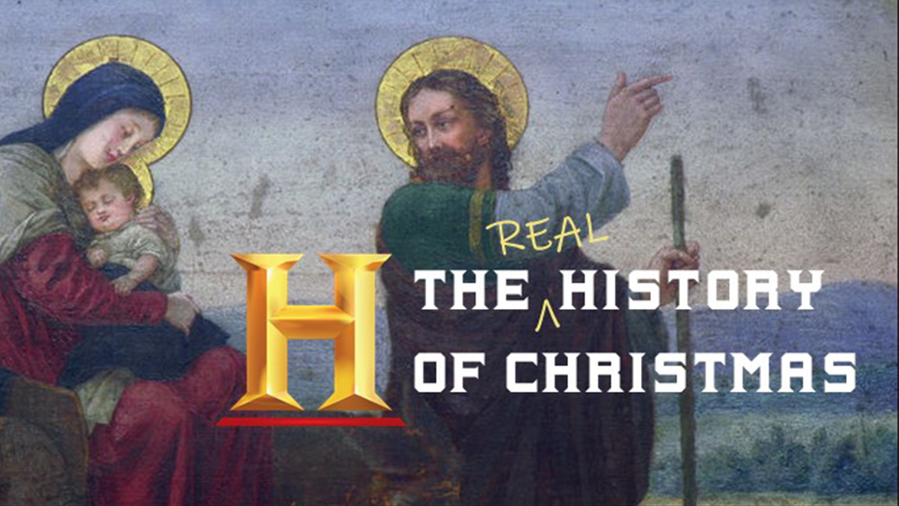 The Real History of Christmas